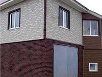 фасадные панели Docke Дёке